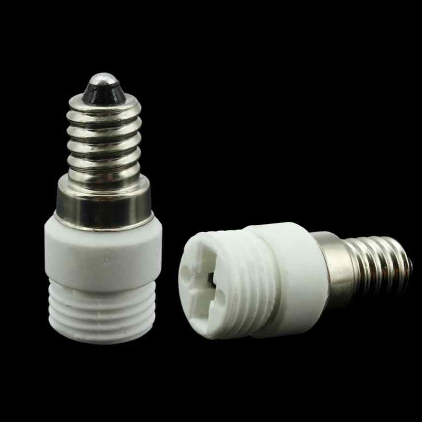 2019 E14 Om G9 Socket Light Bulb Lamp Holder Adapter Plug Converter