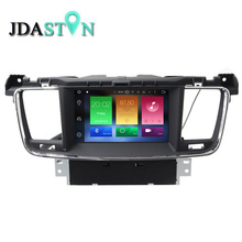 JDASTON Eight Core 2GB+32GB Android6.zero.1 Automobile DVD Participant For PEUGEOT 508 Stereo GPS Navigation multimedia Participant Auto Audio Radio