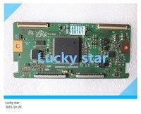 Buena calidad de trabajo para 99% nuevo para LC420 470WUL-SBT1 6870C-0299B t-con placa lógica 2 unids/lote parte