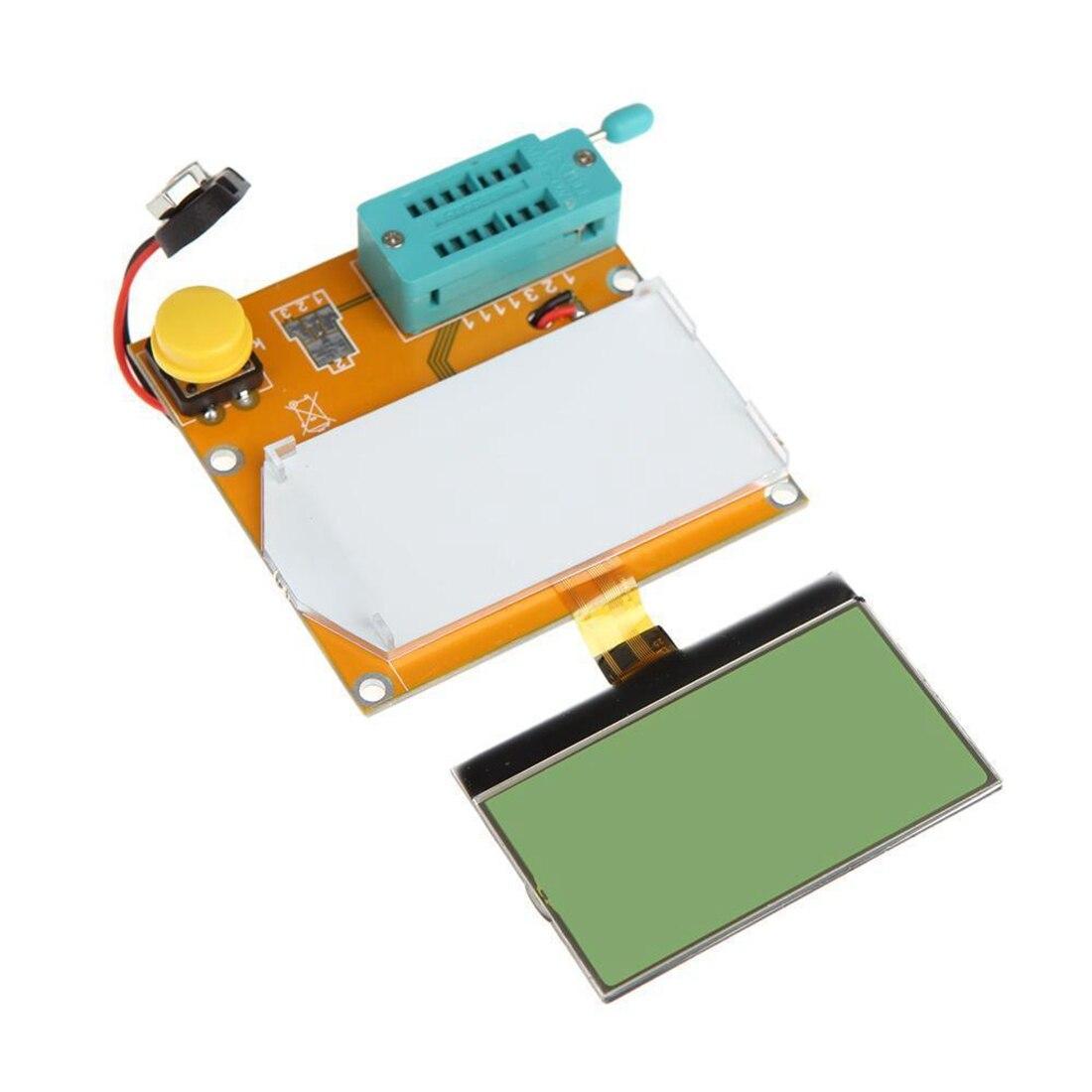 LCR-T3 Transistor Tester Diode Triode Capactitance ESR LCR Meter