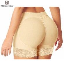 bb6c08c4b5d8 (Ship from US) FAKE ASS Womens Butt and Hip Enhancer Booty Padded Underwear  Panties Body Shaper Seamless Butt Lifter Panty Boyshorts Shapewear