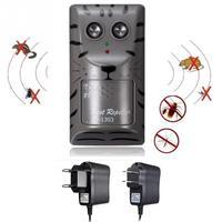 Pest Control EU US Plug Electronic Ultrasonic Rat Mouse Repellent Anti Mosquito Repeller Rodent Pest Bug Reject Mole Repeller kreg corner clamp