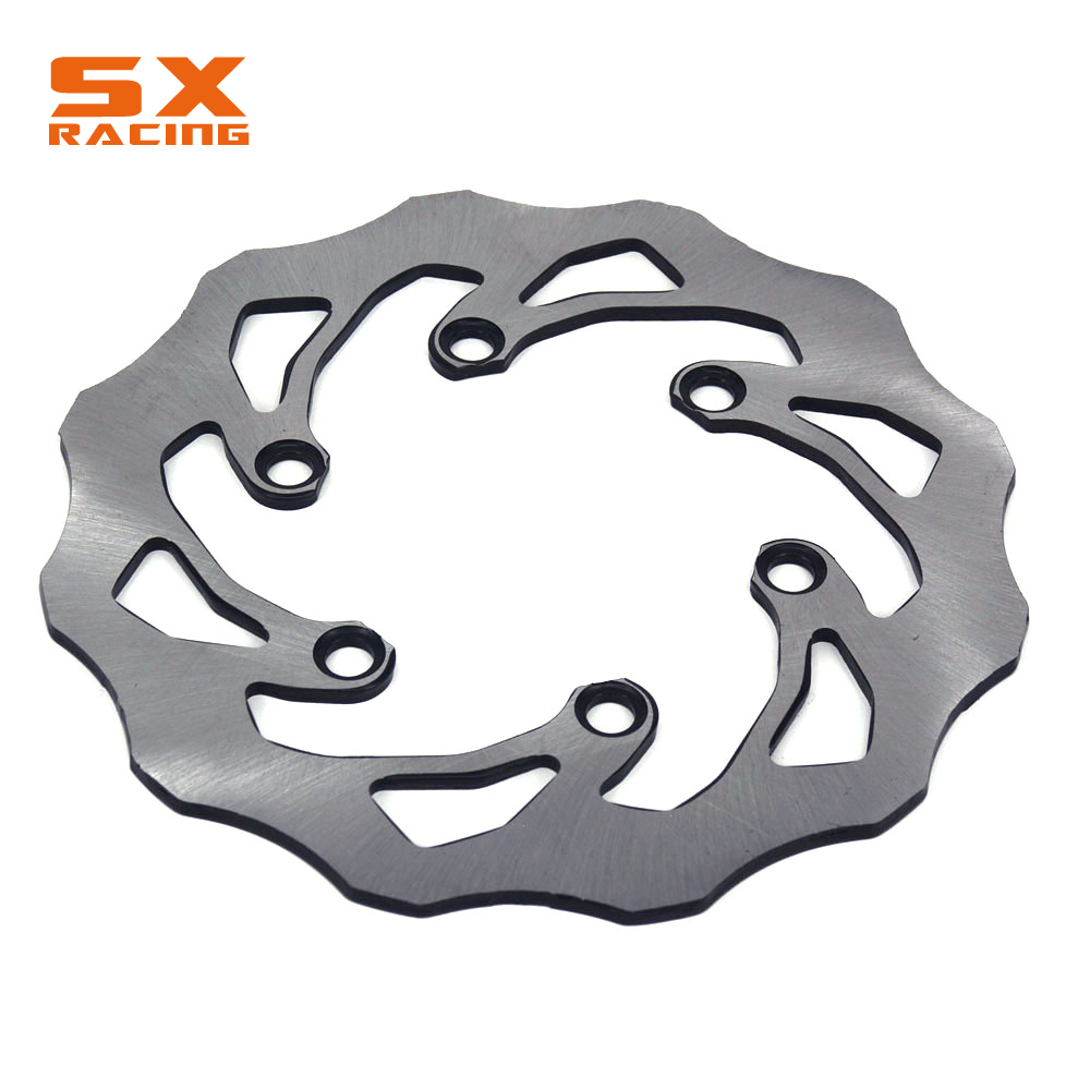 220mm Motorcycle Rear Brake Disc Rotor For Kawasaki KDX125