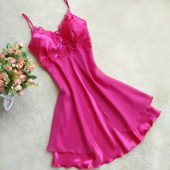 Fashion Sexy Women Lingerie Nightgown Casual Ladies 1