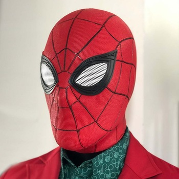 Spider Man Far From Home Mask Latex Version 2 One Size 2