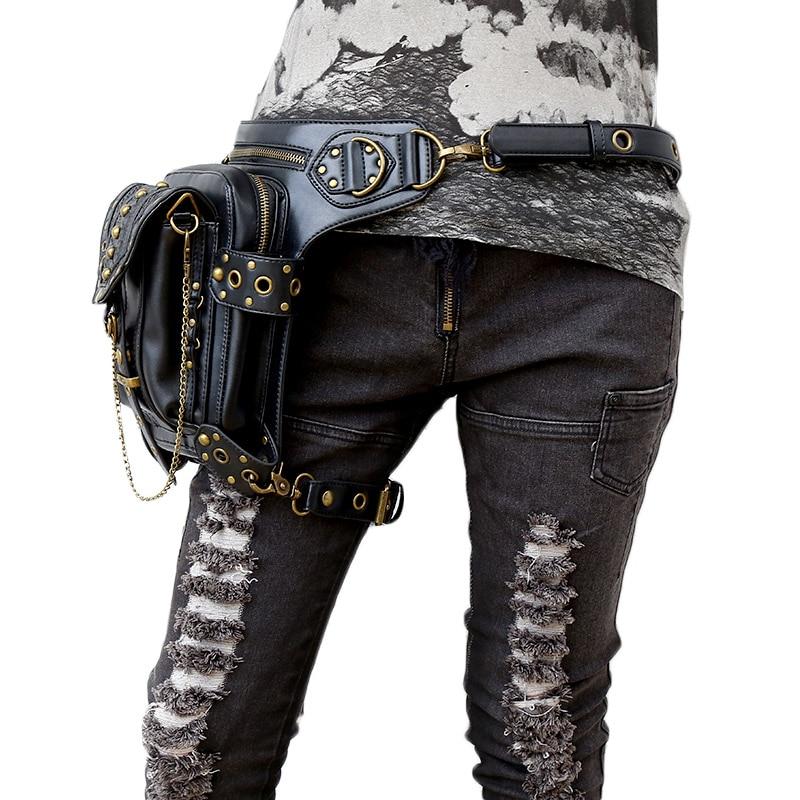 ombro perna bolsa crossbody sacolas Composição : PU Leather