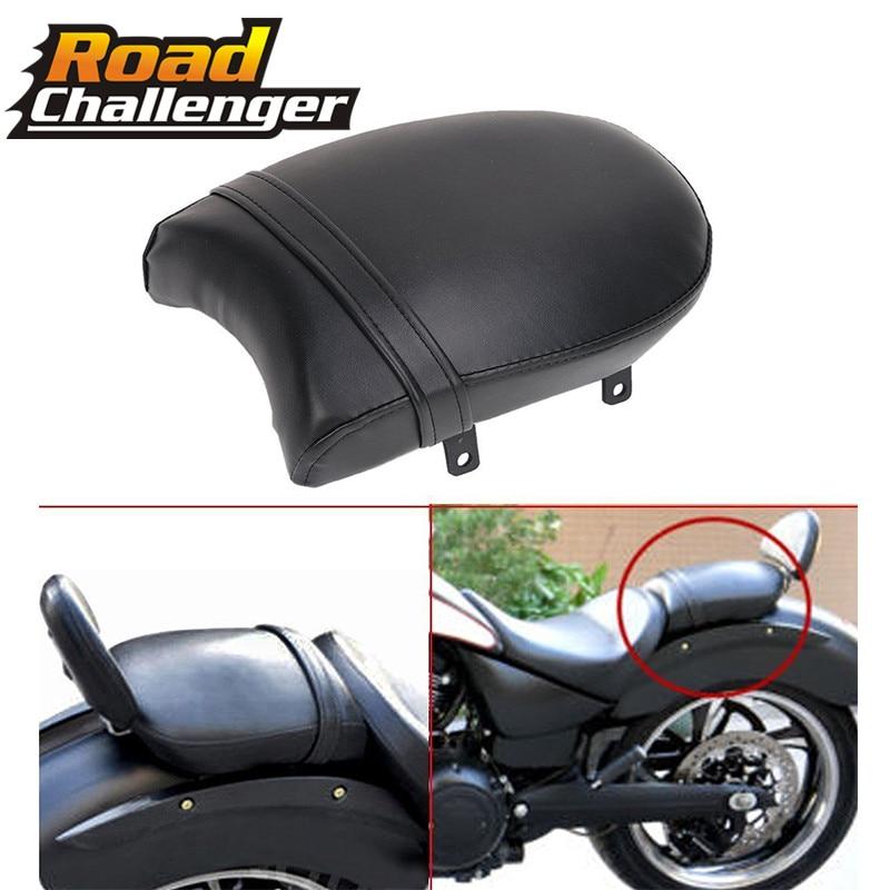 Fit Honda CBR954RR 2002-2003 Rear Passenger Seat Cushion Pillion Pad Black