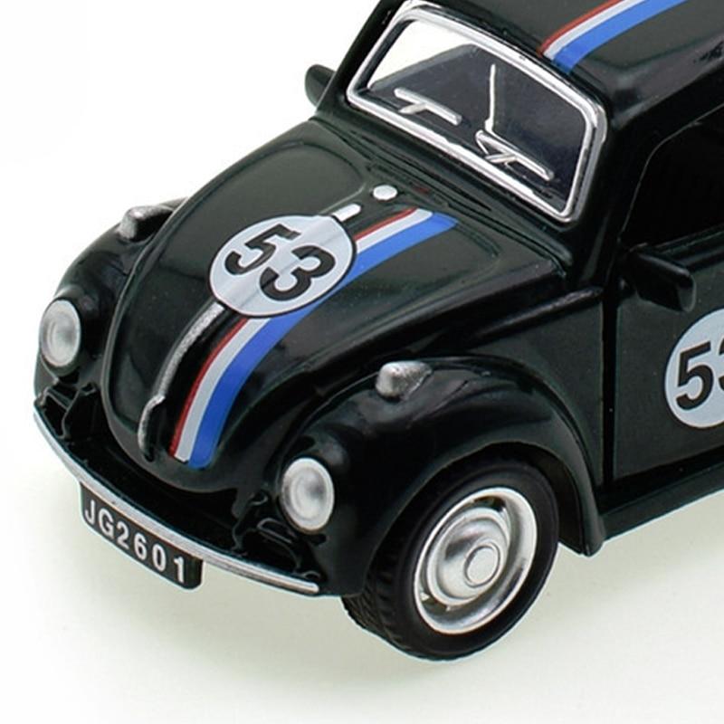 Herbie Volkswagen Beetle 53 Model Toy Car 12