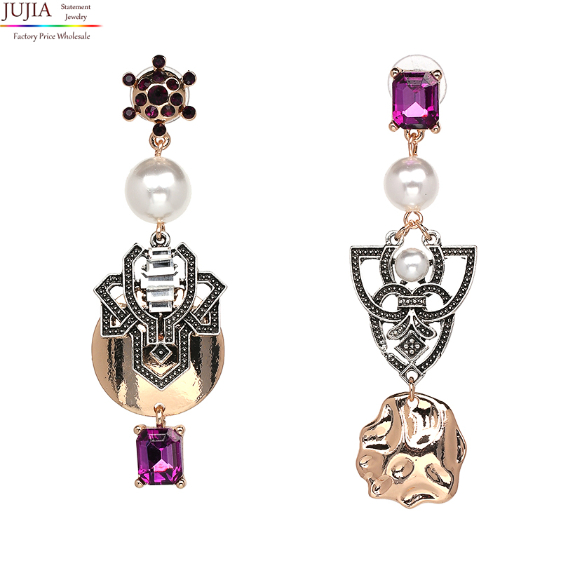 JUJIA 2019 good quality jewelry for women jewelry Factory Price Trend  fashion hot sale women earring 2c931bed698c