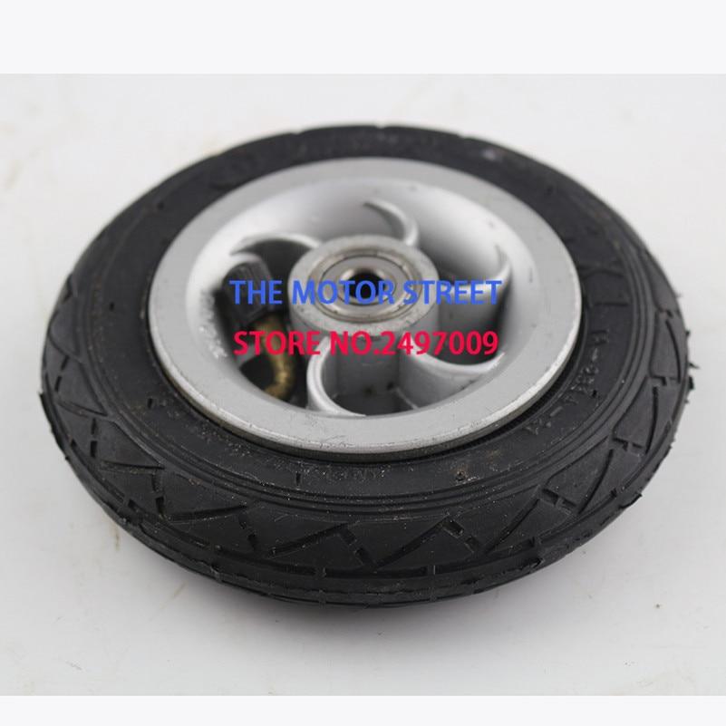 5x1 внутреннее трубчатое колесо и металлический ступица подходят электрические пневматические колеса Gocart CasterVehicle