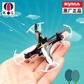 Caliente! Syma aviones X12s mini de cuatro ejes aviones aérea aérea UFO telecontrolled aviones enfriar avión de juguete para el niño