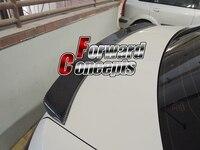 FOR Carbon fiber 2010 2014 LEGACY REAR WING TRUNK SPOILER