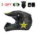 Hot Sales Professional Light Off-road Helmets downhill racing Full Face Helmet Motorcycle Helmet DOT approved cross helmet