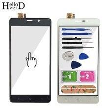 Écran tactile pour Blackview A8 Max Mobile écran tactile avant verre panneau numériseur écran tactile capteur Mobile outils de téléphone adhésif