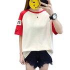 1PC Women T-Shirt Ca...