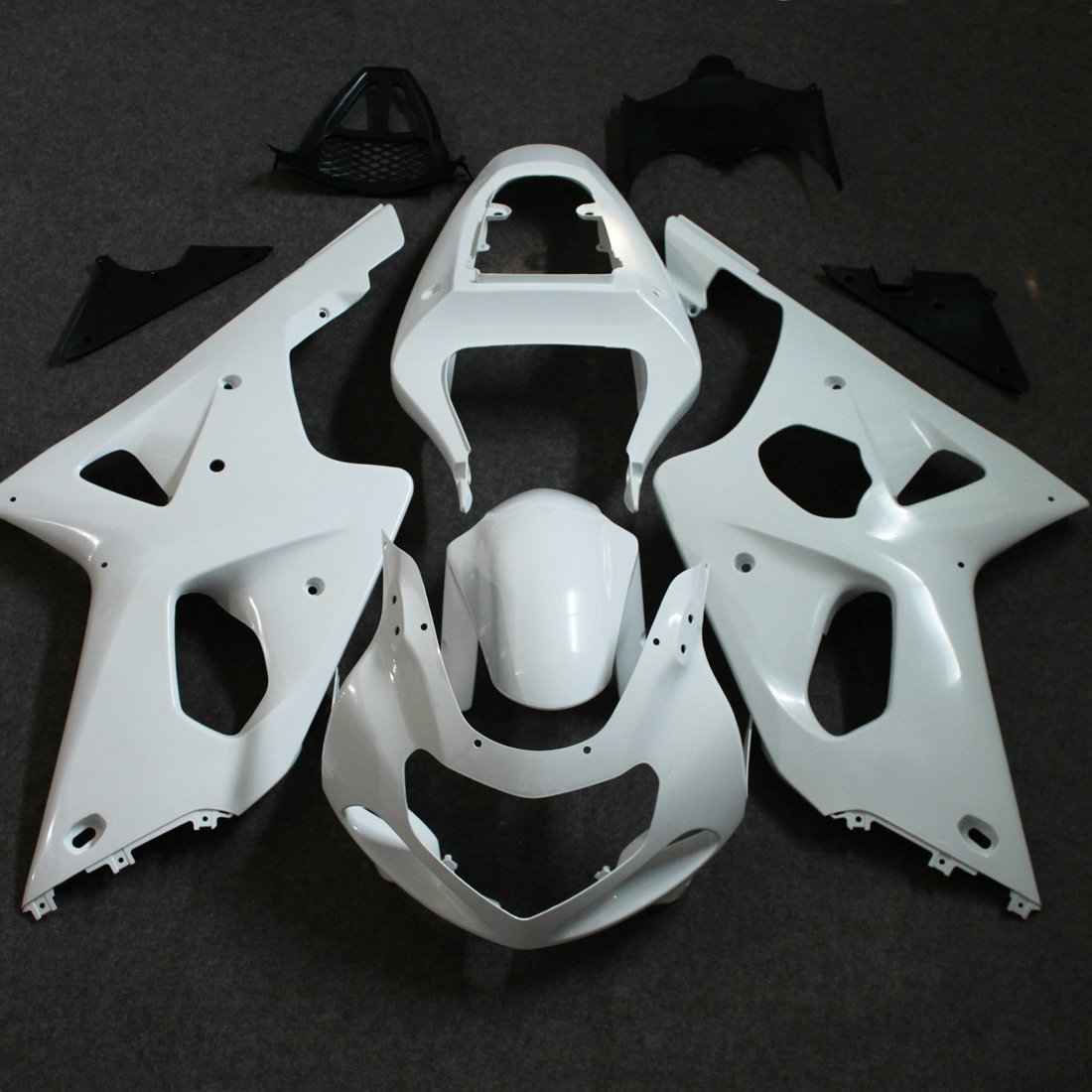 Unpainted Fairing Kit Bodywork For Suzuki GSXR 1000 GSXR1000 2000 - 2002 2001 GSX-R1000 00 01 02 Motorcycle Injection Molding