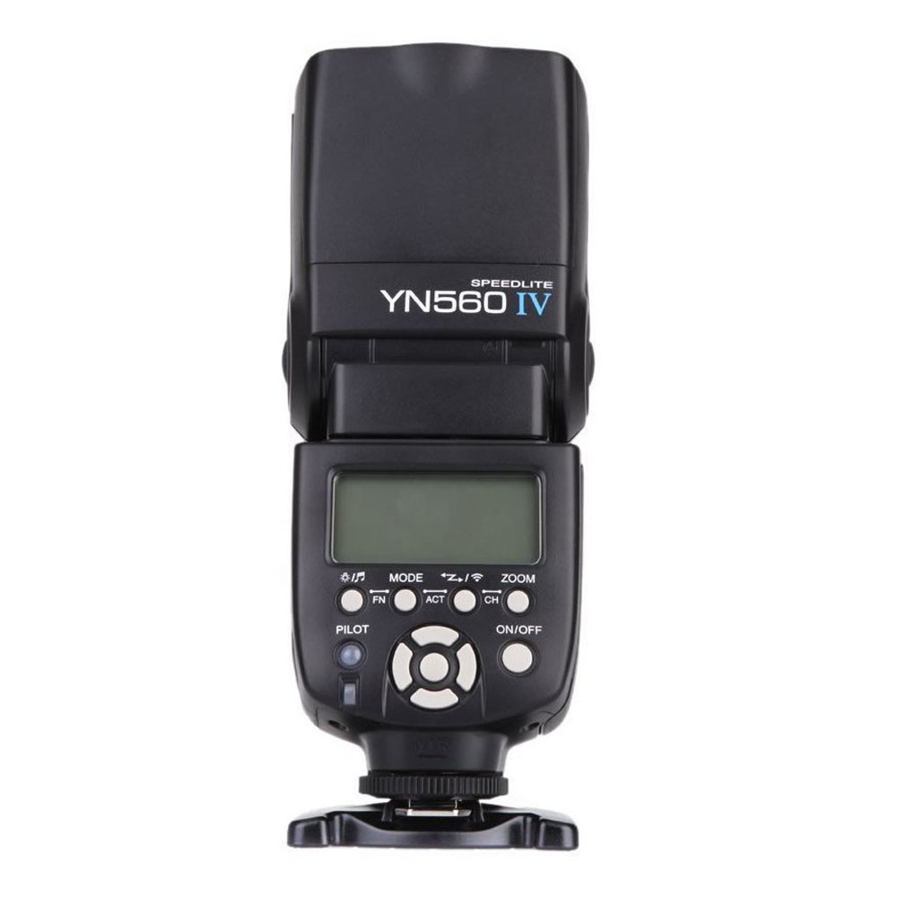 MAHA YN560 2.4GHz Flash Speedlite Wireless Transceiver Integrated for Canon Nikon Panasonic Pentax Camera teka hs 735