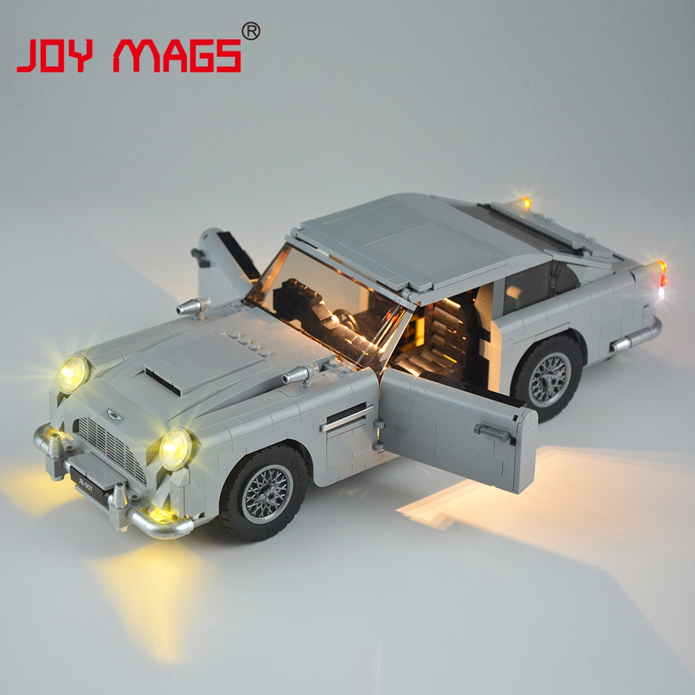 Kyglaring LED Light Kit für LEGO 10262 Aston Martin db5 Creator James Bond