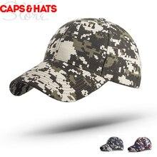 60b73d73 2018 Camouflage Hunting Baseball Cap Bones Masculino Hip Hop Snapback Caps  Gorras Planas Hip Hop Cappelli
