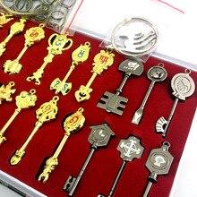 Fairy Tail Key Set (29 keys)