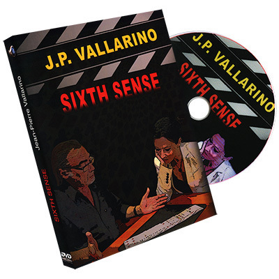 The 6th Sense By Jean-Pierre Vallarino Magic Tricks