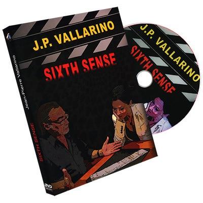 The 6th Sense By Jean-Pierre Vallarino Magic Tricks