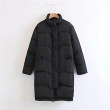 Size Female Jacket winter