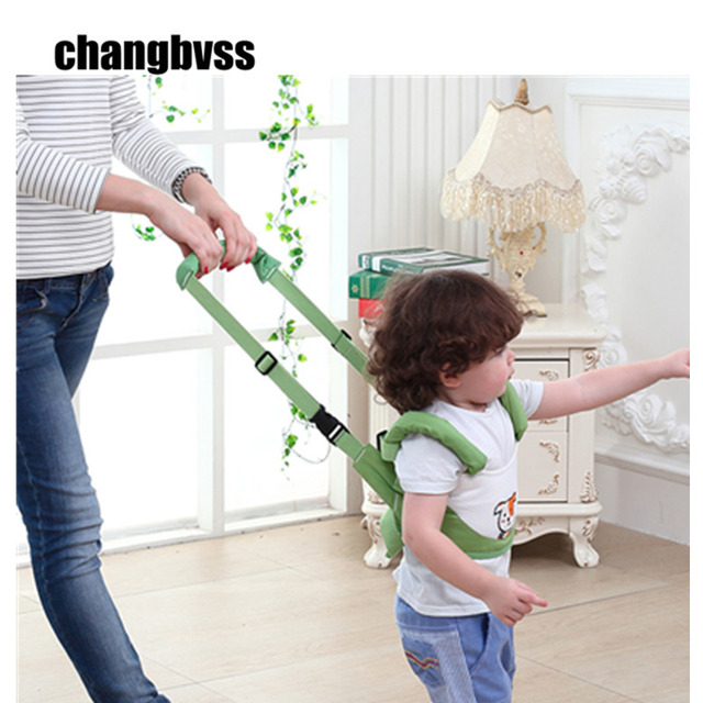 2017 New Cheap Baby Walkers Harness Children Safety Leash Backpack