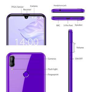 Image 2 - OUKITEL C16 Pro C16pro 4G LTE Smartphone 3 + 32 GB Quad Core Del Telefono Mobile MTK6761P 5.71 pollici Del Cellulare 2600mAh Viso ID Android 9.0