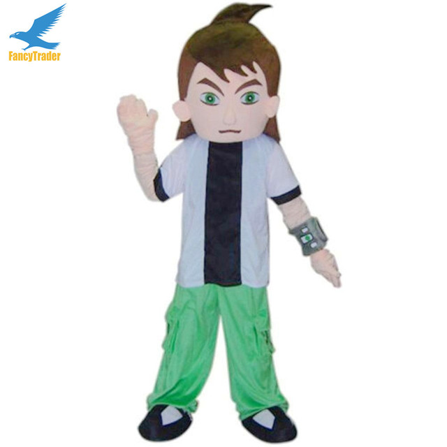 Fancytrader  Ben 10 Mascot Costume EPE Head Halloween FT20030
