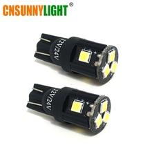 Cnsunnylight T10 w5w светодио дный грузовик лампы, распродажа свет тормоз включить сигнальный Клин Сторона хвост парковка двери освещение карты 24 В фонарь для грузовика