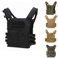 Military Equipment Tactical CS Field Vest MOLLE JPC Vest Body Armor Plate Carrier Vest Magazine Chest Rig Airsoft Paintball Gear цена 2017