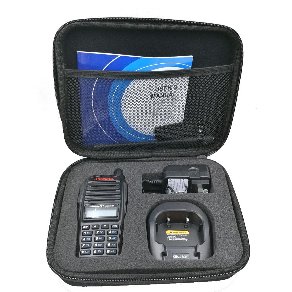 UV-82 Case Bag Handbag Portable Walkie-Talkie Bag Suitable For Baofeng UV82 High Quality Walkie Talkie Accessories