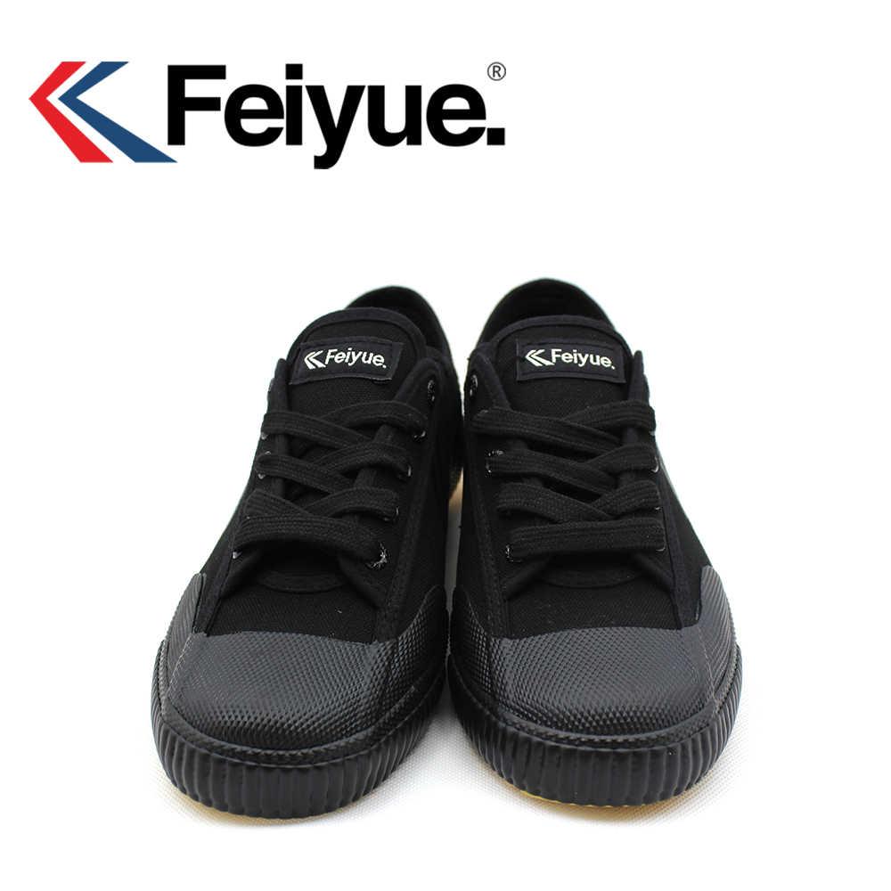 Feiyue sztuki walki Tai chi Taekwondo Wushu Karate obuwie sportowe trampki sportowe popularna i wygodna poprawiona wersja