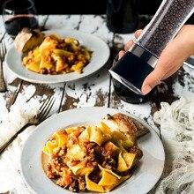 Кухонная мельница для соли и перца 6 унций из нержавеющей стали мельница шейкеры Utensilio De Cozinha Criativos соль и Перцовый распылитель
