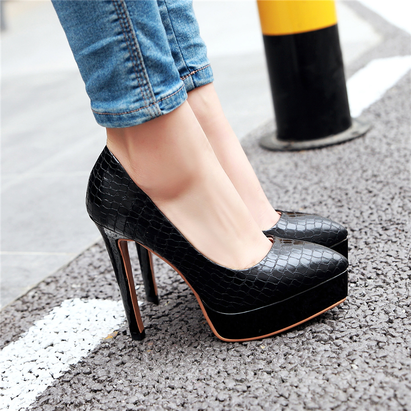 Popular Comfortable Platform Heels-Buy Cheap Comfortable Platform ...
