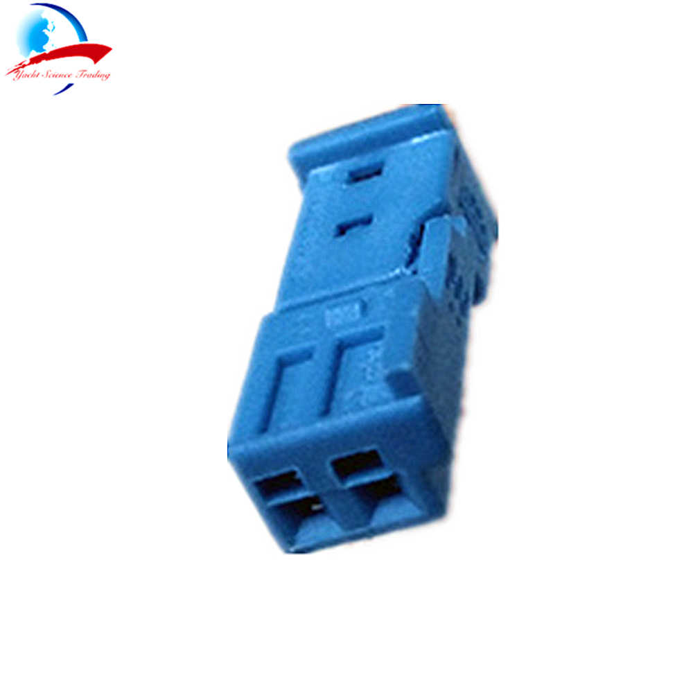 1pcs Car Speaker/Tweeter Splitter Y Cable/Adapter stereo plug connector Harness for BMW X1,X3,X5 F10 F01 F18 F30 F20 E60 E90 E70