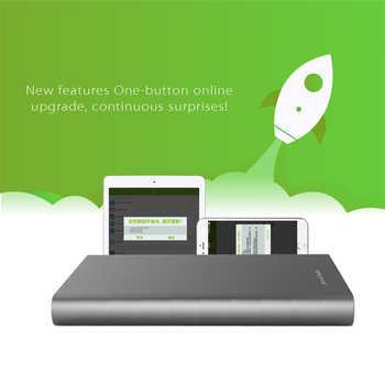 Airdisk T2 家族スマートネットワーククラウドストレージ 2.5 インチ携帯ネットワークハードディスク USB3.1 リモートモバイルハードディスクボックス (ない HDD) - DISCOUNT ITEM  30% OFF パソコン & オフィス