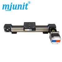 Mjunit 60N Glue dispenser slide table screw machine track spray painting engraving spraying machine machine linear guide rail