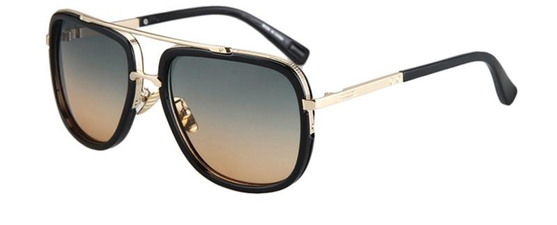 High-Quality Luxury Gradient Lens Sunglasses Men Women Brand Designer Sun Glasses Retro Eyewear Xo5CDjw8