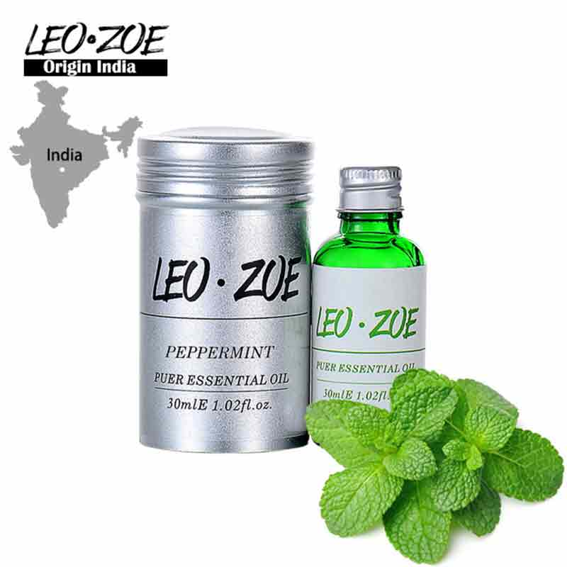 Well-known brand Peppermint essential oil  Certificate of origin India High quality Aromatherapy Peppermint oil 30ML well known brand leozoe frankincense essential oil certificate of origin ethiopia authentication frankincense oil 30ml100ml