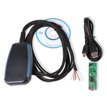 Módulo de Emulación Adblue Emulador 7-en-1 Con Adaptador de Programación 7 en 1 Para MB/Man/V0lv/Ive/DAF/Ren Camión Herramienta de Diagnóstico LR5