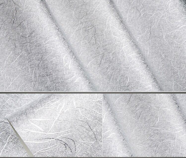 11 yards Or Feuille D'argent Papier Peint Épais Étanche Pvc Autocollants Papier Peint pour Salon Rénovation de Meubles PVC Papier Peint - 4
