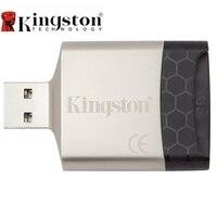 Kingston USB 3 0 Micro SD Card Reader Multi Function Metal Mini Micro SD For TF