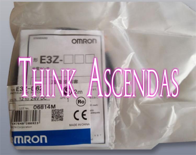 Proximity switch E3Z-G61 E3Z-G62 E3Z-G81 E3Z-G81-M3J E3Z-G82 E3Z-G82-M3J