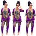 Африканские Платья Африканская Одежда Традиционный Женщины Продвижение Хлопок Спандекс 2016 Новый Стиль Dashiki Одежда