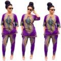 Vestidos de Roupas Africano Tradicional africano Mulheres Promoção Spandex do Algodão 2016 Novo Estilo de Roupas Dashiki