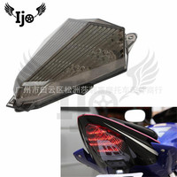 moto for yamaha r15 jog mx xvs YZF R6 2006 2017 year motorcycle accessories turn signal brake tail lights assembly taillight LED