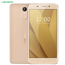 "4G LEAGOO M5 Plus 16GB 0.19s Topspeed Fingerprint 5.5"" 2.5D Arc IPS Gorilla Glass Display Freeme 6.0 MT6737 Quad Core 1.3GHz"
