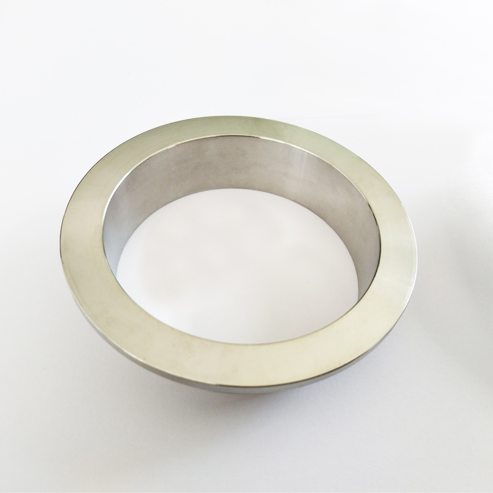 1.5-5.0inch Stainless Steel 304 V Band Clamp  Flat Flange Car Exhaust Pipe V Bnad Clamps  One Flat Flange Only